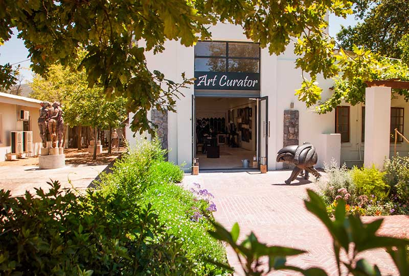 The Art Curator Gallery