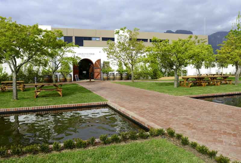Lourensford Estate - History